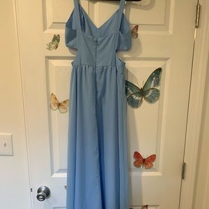 ASOS Petite Dresses - ASOS side cutout maxi dress